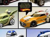 fuerza despierta nueva gama star wars wheels #¿que coche ganará?