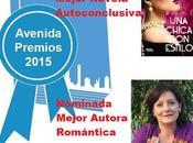 Nominada Avenida Premios 2015