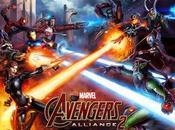 NUEVO juego Avengers Alliance para principios 2016