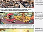 """Planeta habla"""", cómic Fundación Divina Pastora sobre cambio climático"""