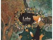 cuatro azules publica álbum ilustrado 'Loba' Fanny Ducassé