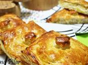 Empanada pollo piña