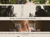 """Póster trailer v.o. """"anesthesia"""" drama kristen stewart"""
