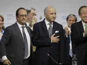 Cumbre París aprueba histórico acuerdo 'legalmente