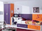 Habitaciones infantiles allá rosa azul