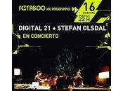 Stefan Olsdal Digital Sala Taboó
