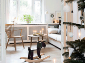 Casas huelen Navidad.