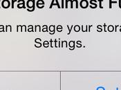 ¿Cómo obtener espacio iPhone?