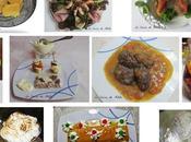 Menú platos sencillos, para vestir mesa fiesta