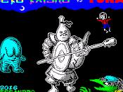 SETO TAISHO YOKAI, nuevo arcade desarrollo para Spectrum