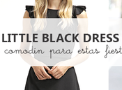 Little Black Dress comodín para estas fiestas