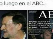 oportuno puñetazo Rajoy ¡Ánimo Rajoy! darán urnas