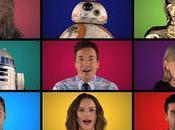 Star Wars medley Jimmy Fallon