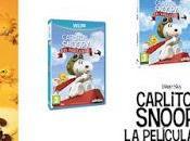 """Sorteamos videojuegos """"Carlitos Snoopy: Película Peanuts"""""""