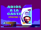 """Ponte mandos """"Coleta Morada"""" Adios casta, disponible para Amstrad"""
