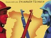"""guerra civil contada jóvenes"""", Arturo Pérez-Reverte, ilustrada Fernando Vicente"""