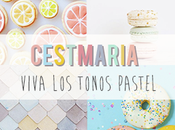 CestMaria instagram pastel