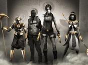 Lara Croft Templo Osiris cumple lanzamiento