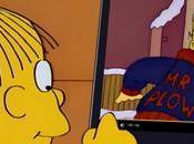 Homer promociona negocio quitanieves Youtube este anuncio