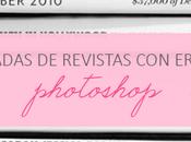 errores Photoshop portadas revistas