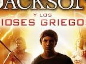 Reseña: Percy Jackson dioses griegos Rick Riordan