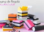Inspiración diy: packaging regaliz