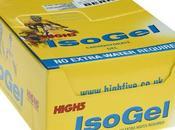 High5 IsoGel, aunque presenta como gel, producto bien líquido brindar hidratación energía mismo tiempo