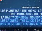 Festival, único festival 2016 para Planetas