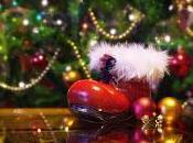 origen Santa Claus árbol navidad