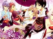 Mangas Romance Fantasía