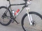 bicicleta: Merida Nine