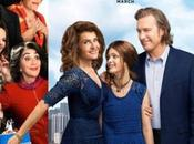 Afiche comedia romántica #MiGranBodaGriega2. Estreno cines, marzo 2016