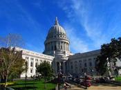 Capitolio Madison, Wisconsin.
