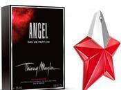 Angel Edition Passion, estrella roja Thierry Mugler