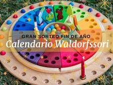 Consigue calendario anual Waldorfssori