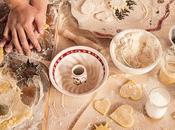 Dando bienvenida 2016 haciendo galletas mantequilla