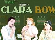 CLARA BOW. [TEATRO] glamour girl´ Tanqueray Stage.