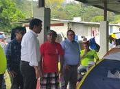 Cubanos Panamá trasladados centros hospedaje