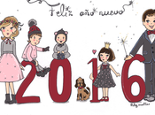 viene 2016... ¡Feliz nuevo!