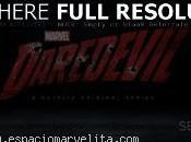 Daredevil. detalles Elektra Punisher temporada