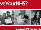 bridge over you: mensajes forma canción