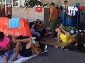 ¿Por produjo acumulación emigrantes cubanos Costa Rica?
