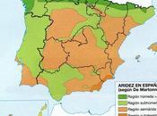 Diversidad climática península ibérica (vi): sudeste árido