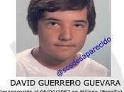 David guerrero guevara: extraña desaparición niño pintor málaga