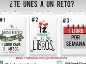 #RetoLectura2016: Meses, Libros