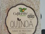 Quinoa. Beneficios quinoa. Quinoa Colfiorito vendida Mercadona