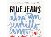 Reseña: Algo sencillo como tuitear quiero- Blue Jeans