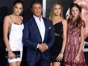 hijas Stallone, Sophia Sistine, verdaderas girls