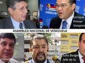 Oposición elige nuevo presidente A.N.