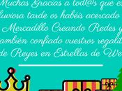 Agradecimiento asistencia Mercadillo Creando Redes 04/01/16